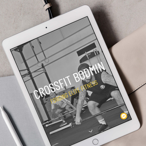 CROSSFIT BODMIN - BRAND VIDEOGRAPHY & PHOTOGRAPHY