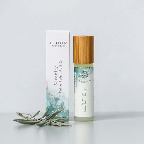 Bloom Remedies Serenity Pulse Point Roll On