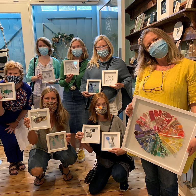Ocean Plastic Art Workshop