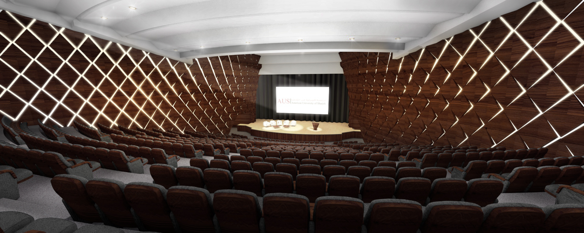MR 2 - AUS Auditorium 1