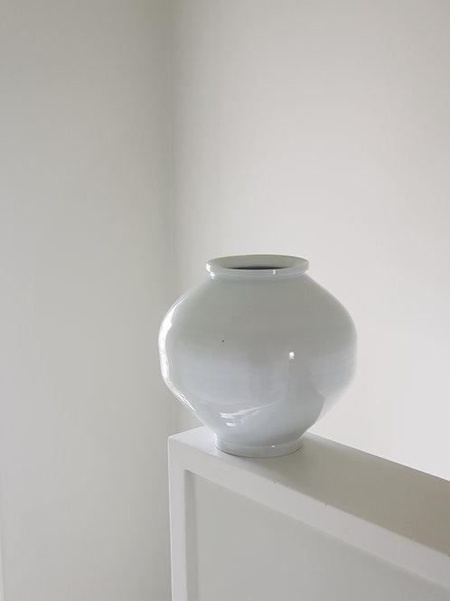 Small Moon Jar White