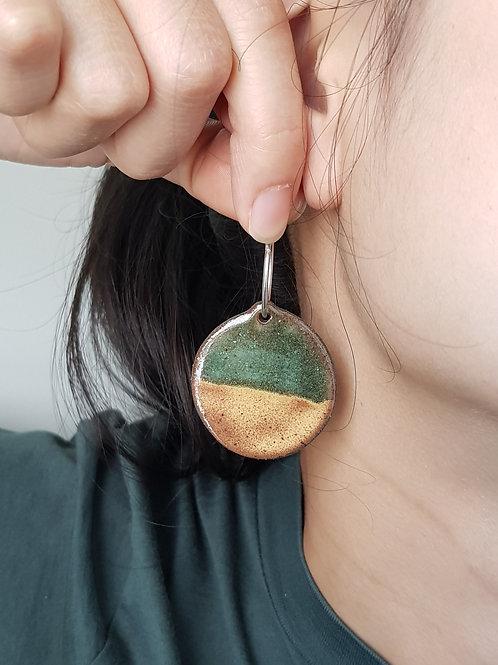 Beach Horizon Earrings