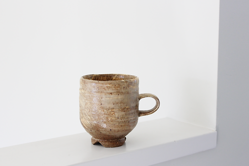 Vintage Cup with Handle