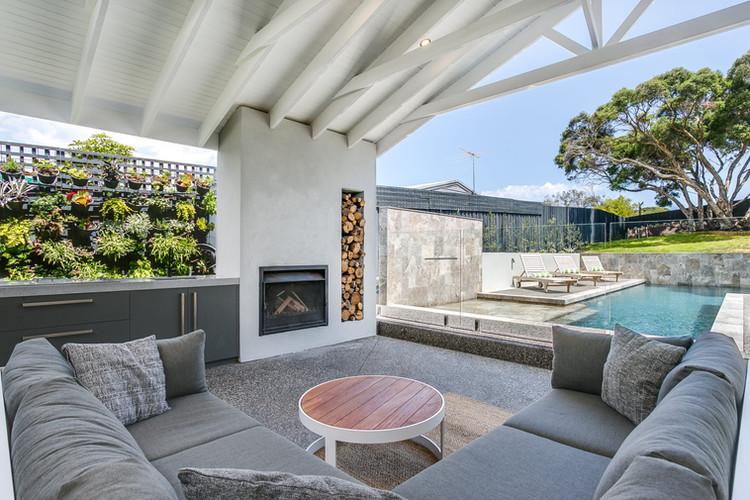 Comfortable outdoor living
