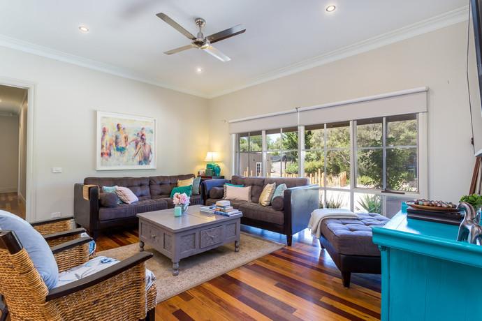 Separate living area