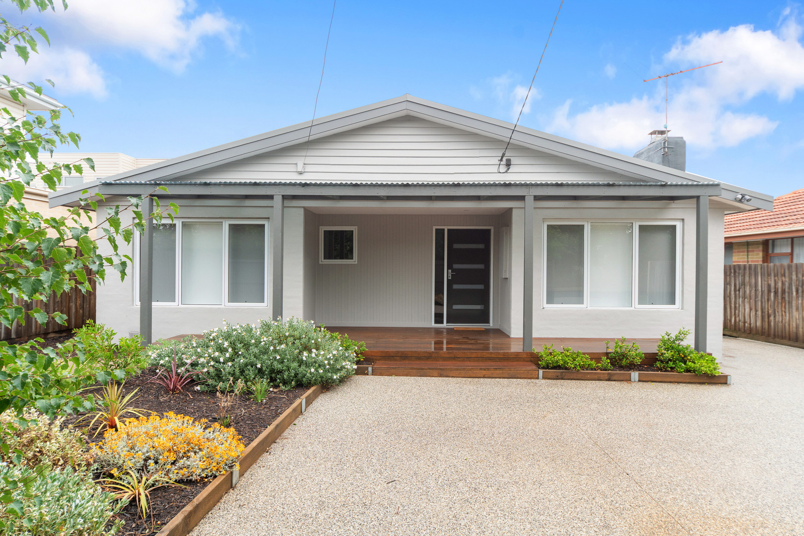 Fully renovated, contemporary beach house