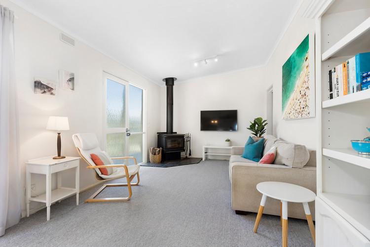 Comfortable and stylish living area