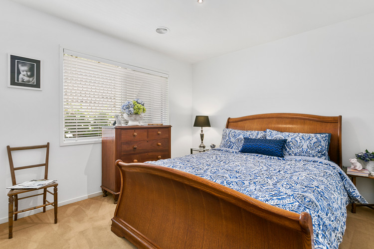 Comfortable third bedroom