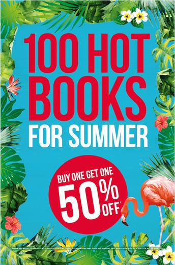 Dymocks 100 Hot Book POS