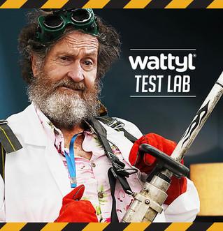 Wattyl Test Lab