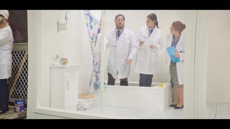 Wattyl Test Lab 15s Bathroom