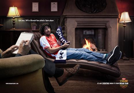 Psychiatrist's Couch