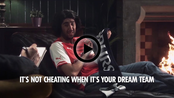 It's Not Cheating case film