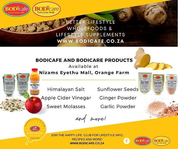 SMS  Nizams Eyethu Mall, Orange Farm J.j