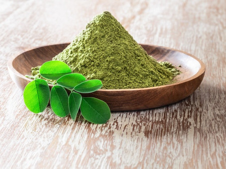 Moringa-green gold?