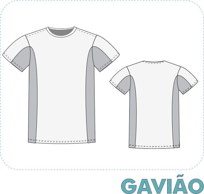 Camiseta Gavião