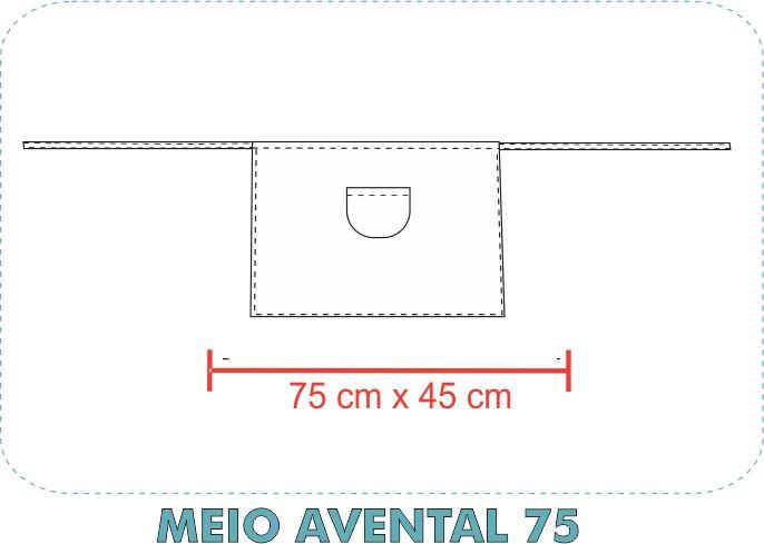 MEIO AVENTAL 75