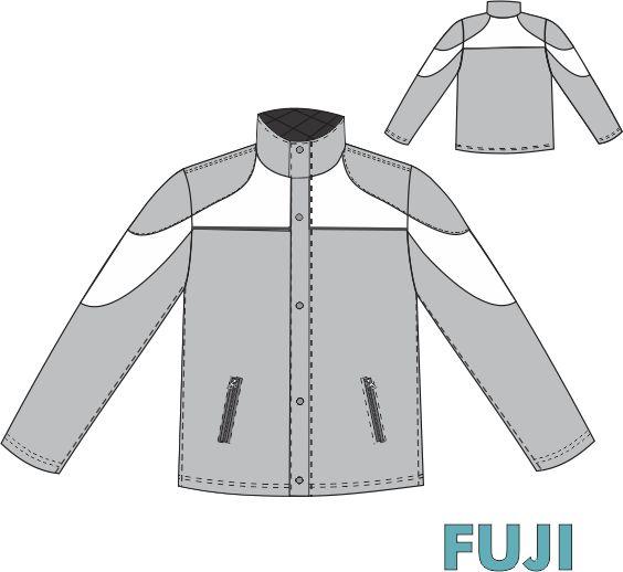 Jaqueta Fuji