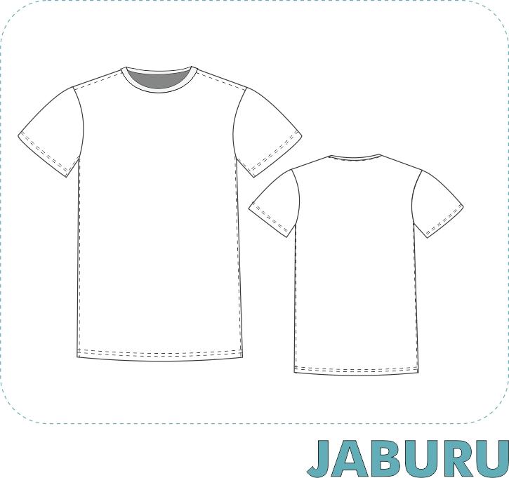 Camiseta Jaburu