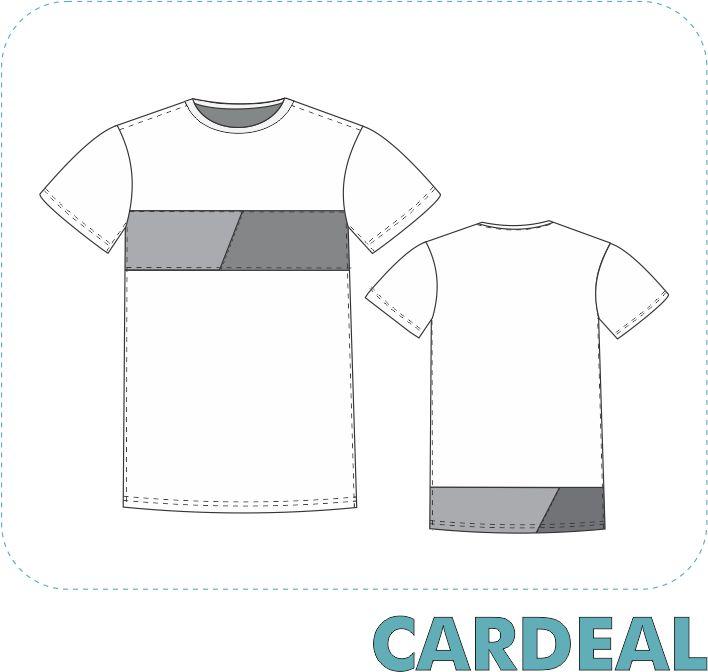 Camiseta Cardeal