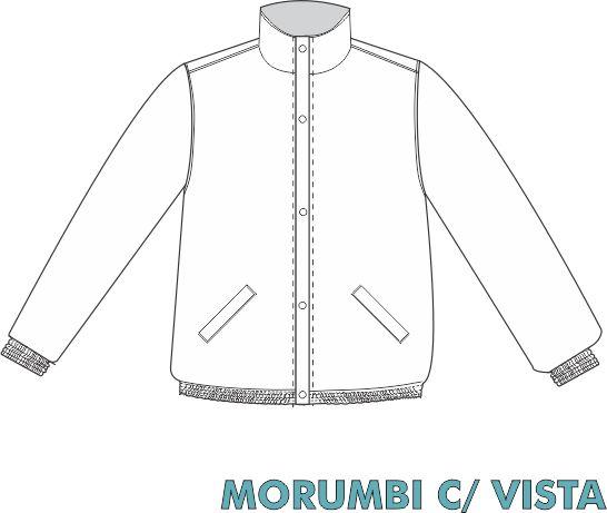 Jaqueta Morumbi com Vista