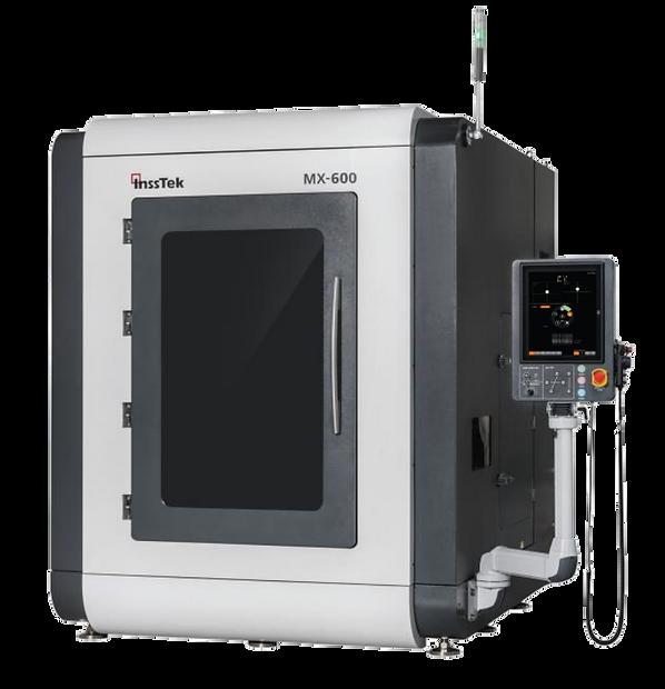 3D tiskárna na kov Insstek mx dmt ded metal 3d printer