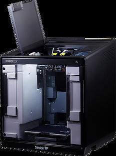 Sindoh uzavřená fff fdm 3D tiskárna 3D wox 1 2X 7X