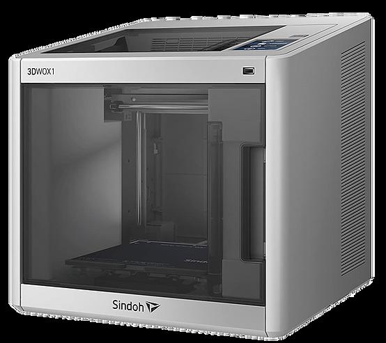 Sindoh profesionální uzavřená fff fdm 3D tiskárna 3D wox 1 2X 7X 3D tisk