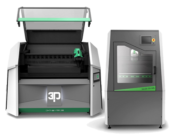 profeisonální 3d tiskárny technologie fff fdm hage 3d