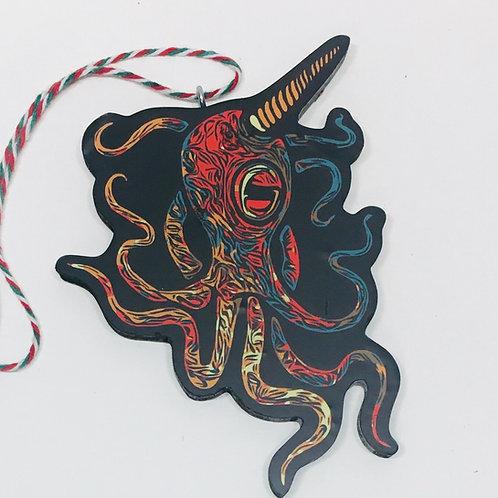 Octocorn Ornament