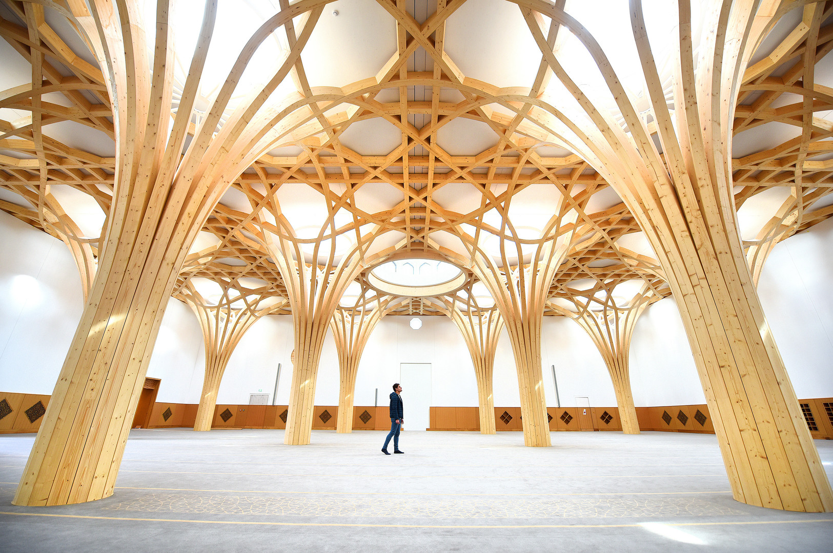 New mosque in Cambridge