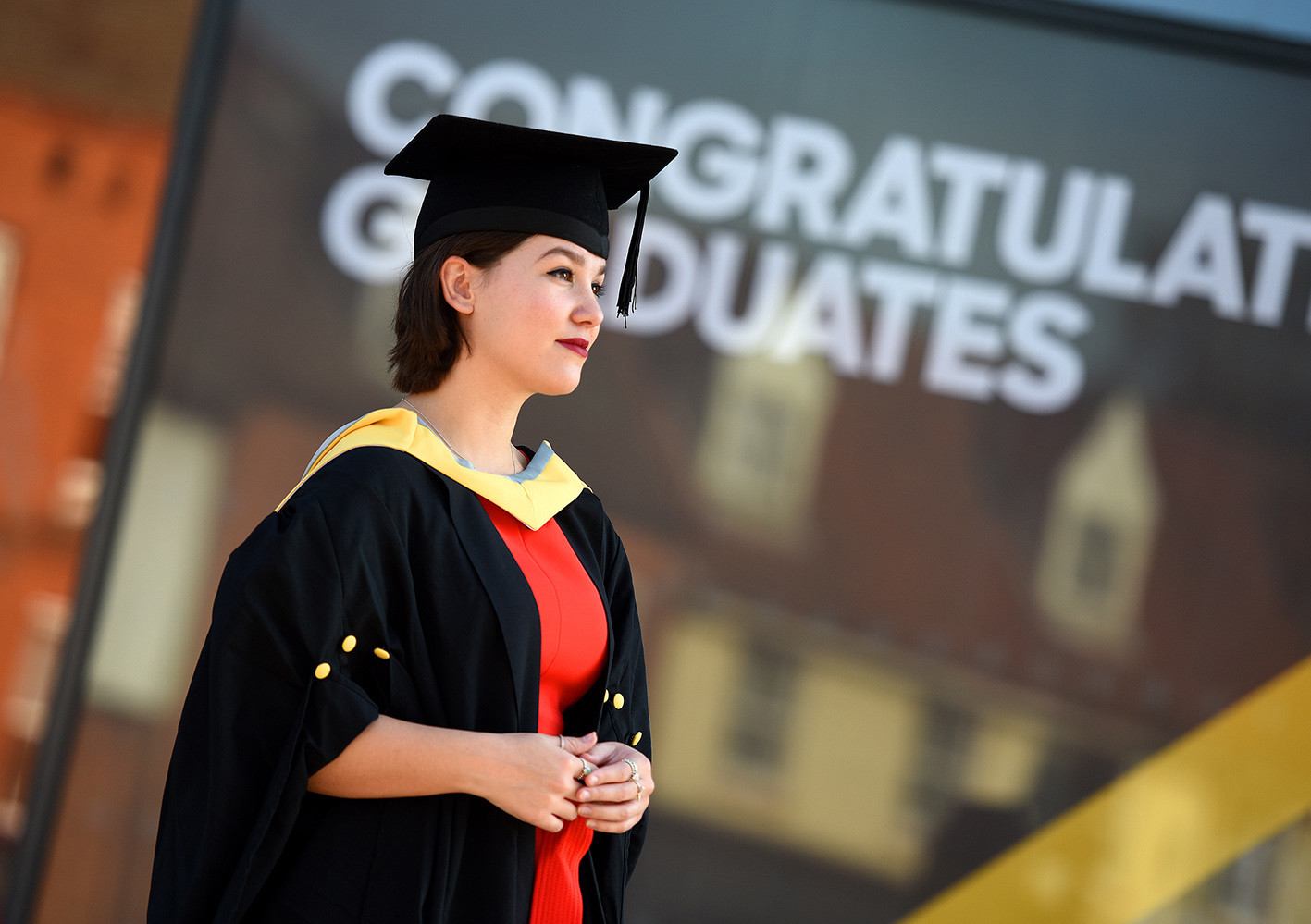 University of Suffolk graduation
