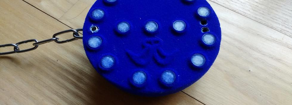 Cello pin holder, TigsDesign