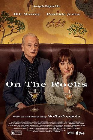 ON THE ROCKS Bill Murray Rashida Jones