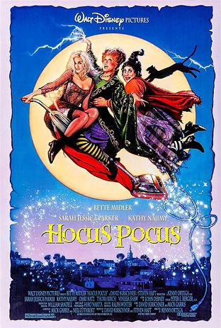 Hocus Pocus Disney Family Halloween