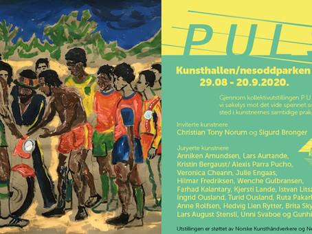 Velkommen til kollektivutstilling på Kunsthallen/nesoddparken.