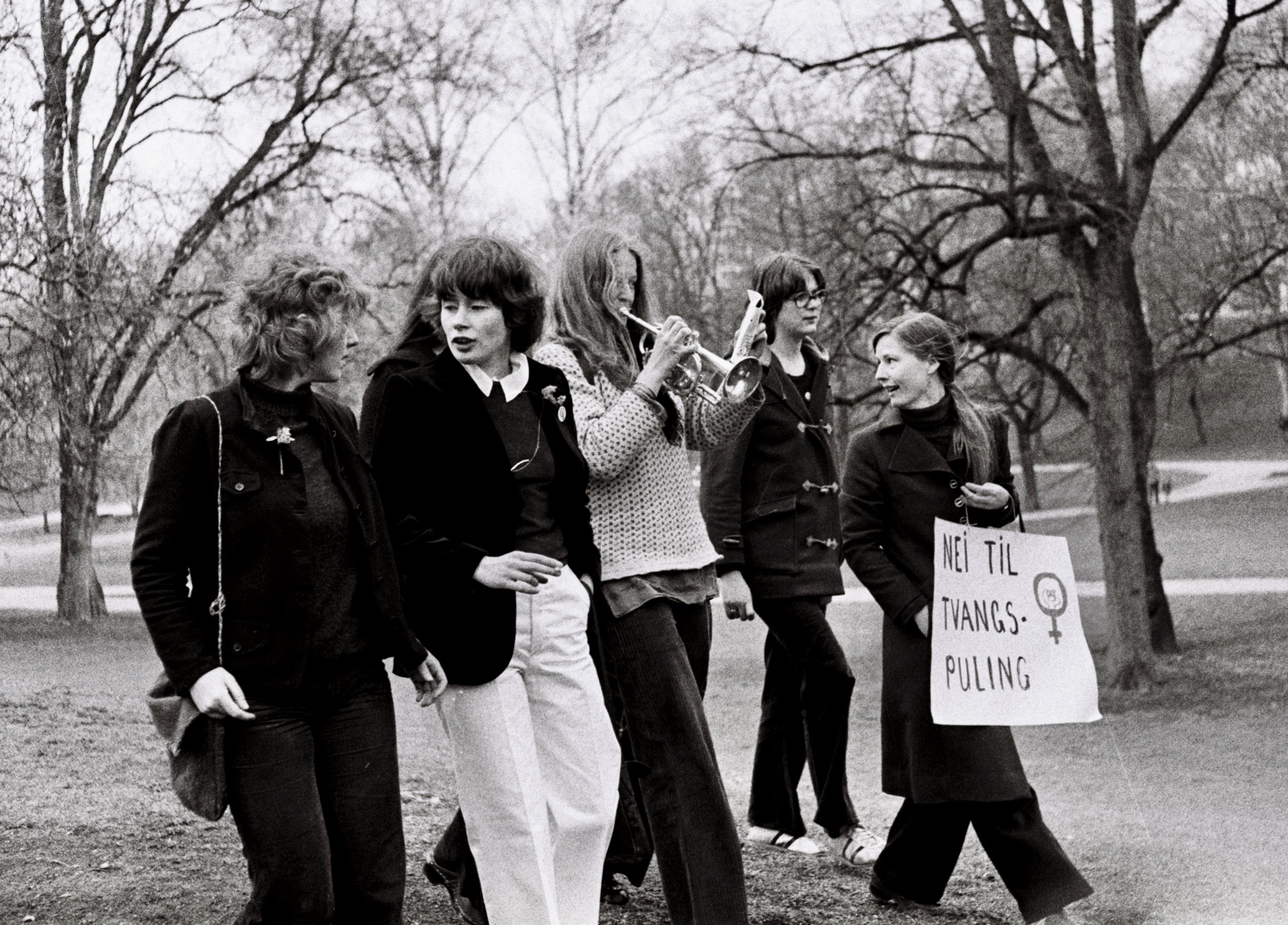 Alternativt 1. mai tog 1975