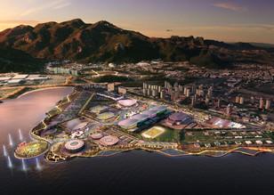 Como vencedor do concurso do Parque Olímpico Rio 2016, junto com a AECOM, Daniel Gusmão ganha destaq
