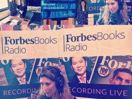 A day @Forbes Book