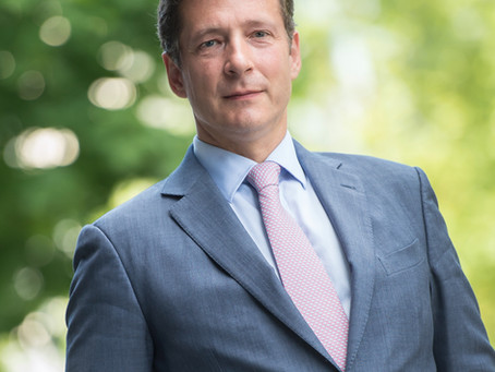An exclusive interview of Nicolas Mackel, CEO of the Luxembourg for finance