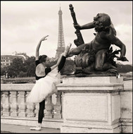 Danse a Paris - Pont Alexandre III - Paris