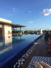At the Hotel in Playa del Carmen, Nov 2017