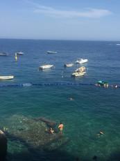 Amalfi Coast, had to go back. July 2017