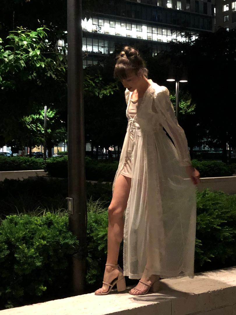 Outside the Met Opera June 2018