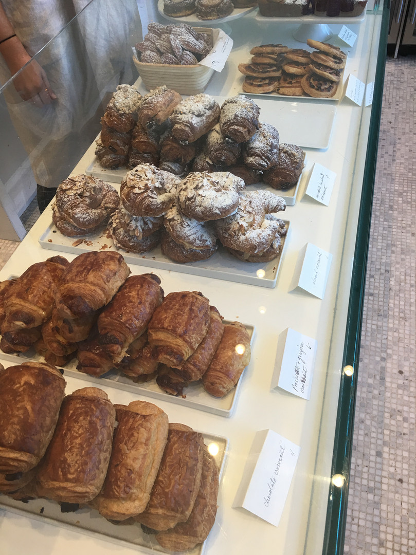 Breakfast in East Hampton
