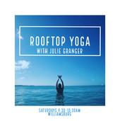 Rooftop Yoga Summer 2018 Invitation