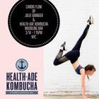 Julie Granger x Health Ade Kombucha