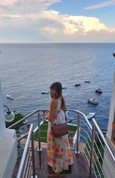 In Praiano, Amalfi Coast July 2017