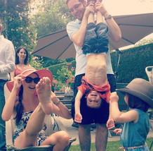My Favorite Family Photo ever , July 6th 2013