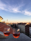 Enjoying Berlin very much. April 2018